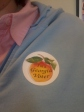 Georgia Voter Day Sticker